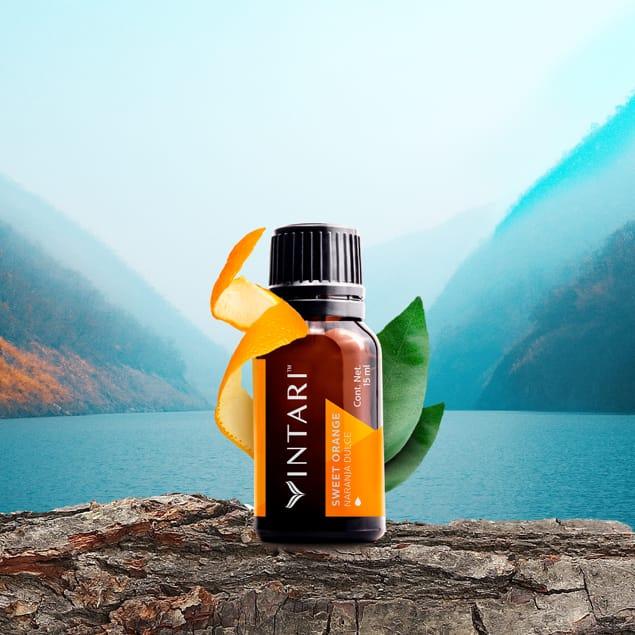 Aceite Naranja Dulce